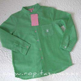 Camisa niño ALESSIA de EVA CASTRO, verano 2020