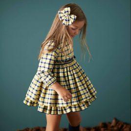 Vestido MAYA de EVA CASTRO, invierno 2020