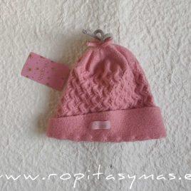 Gorro niña rosa CANDY de EVA CASTRO, invierno 2020