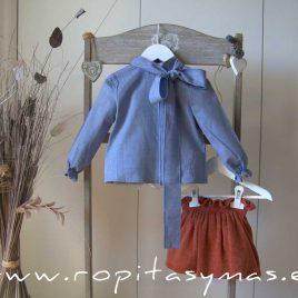 Conjunto falda punto CALDERA GINGER de EVE CHILDREN, invierno 2020