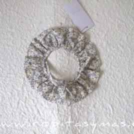 Cuello floral petróleo MOON de EVE CHILDREN, invierno 2020
