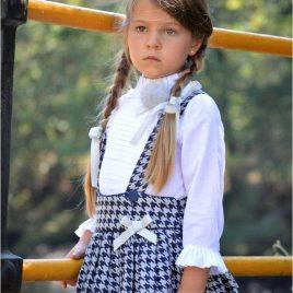Conjunto falda y blusa GRANITO de NOMA, invierno 2020