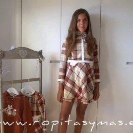 Vestido caldero MONACO de KAULI, invierno 2020