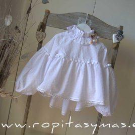Blusón blanco TEXAS de KAULI, invierno 2020