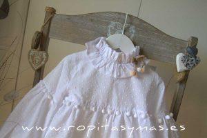 Blusón blanco TEXAS de KAULI