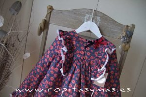 Blusón floral CORAL de NOMA