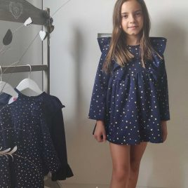 Vestido ORIÓN de MAMI MARÍA, invierno 2020