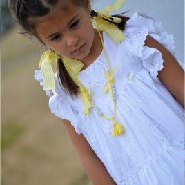 Jesusito blanco OLIVIA de NOMA, verano 2021
