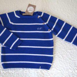 Jersey niño azulón SAILOR de NOMA, verano 2021
