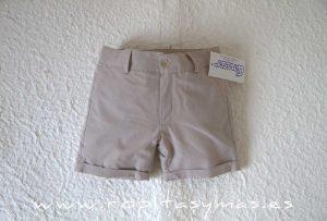 Pantalón corto topo ANCAR