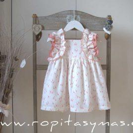 Vestido jirafas rosas JIRAFFE de EVE CHILDREN, verano 2021