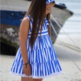 Vestido rayas SAILOR de NOMA, verano 2021