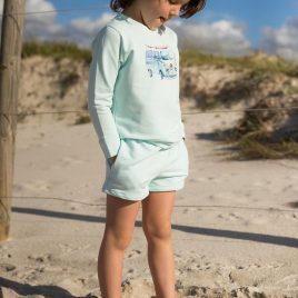 Sudadera niño FURGO BOMBAY de LA MARTINICA, verano 2021