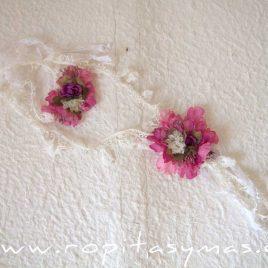 Collar FELISA flores de BELLA BIMBA, verano 2021