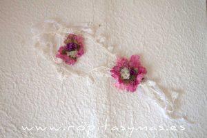 Collar FELISA flores de BELLA BIMBA