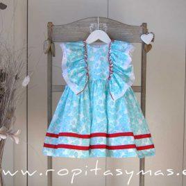 Vestido LYSSA de EVA CASTRO, verano 2021