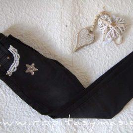 Pantalón vaquero negro TWEED de KAULI, invierno 2021