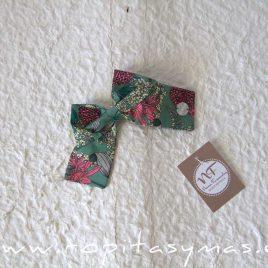 Lazo floral verde ALOIA de NOMA, invierno 2021