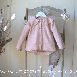 Sobre-camisa punto rosa de ANCAR, invierno 2021
