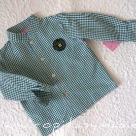 Camisa niño SHANTAL de EVA CASTRO, invierno 2021