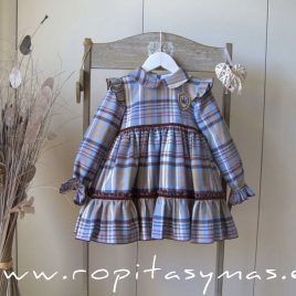 Vestido EMILY de EVA CASTRO, invierno 2021