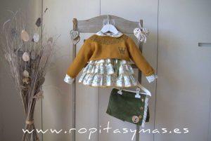Conjunto falda pantalón CHIARA de EVA CASTRO