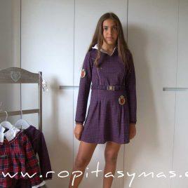 Vestido YOUNG & CHIC PREPPY de KAULI, invierno 2021