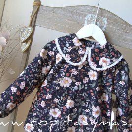 Blusa floral MÉRIDA de LA PEPPA, invierno 2021